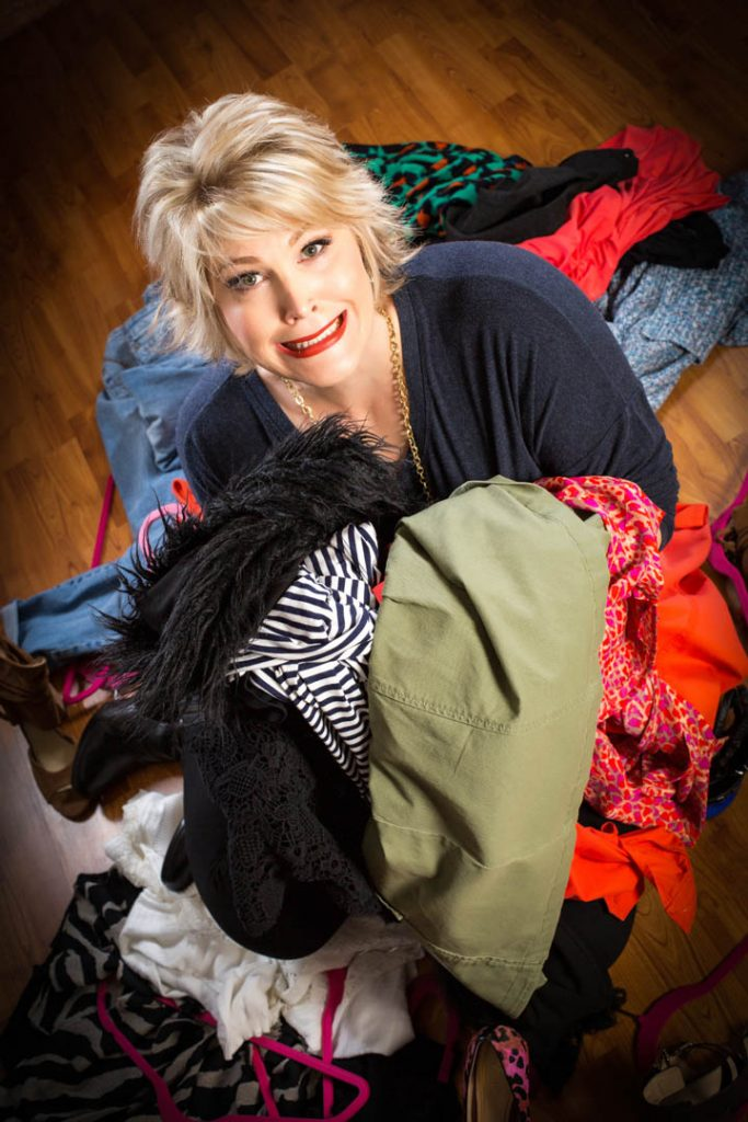 Does your closet make you feel like this?